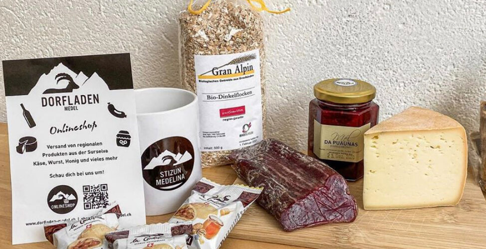 Val Medel Einkaufen Lokale Produkte
