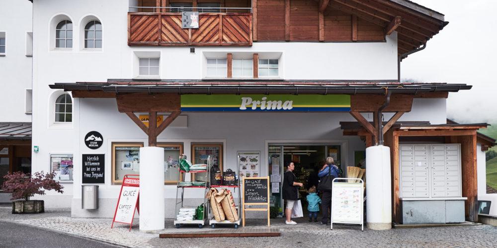Val Medel Dorfladen Medel Prima Einkaufen