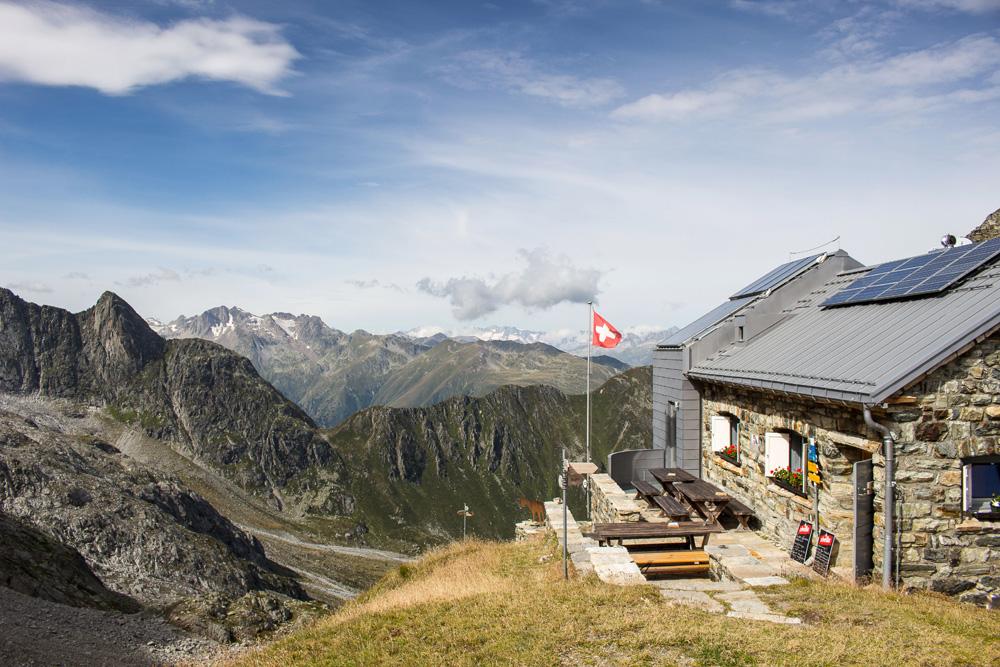 Medelserhütte SAC