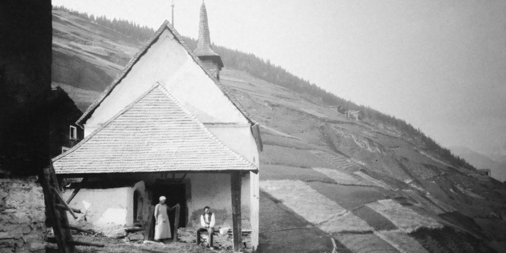 Val Medel historisch Landwirtschaft Mutschnengia